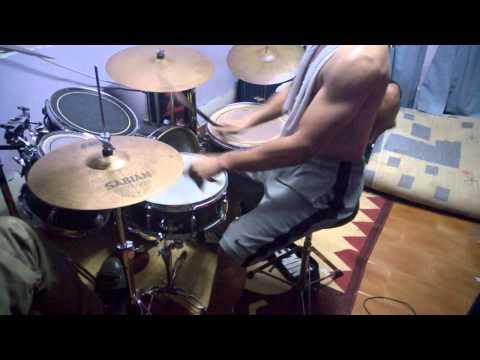 COLAPSO - KURE AÑA - Solo Drum session
