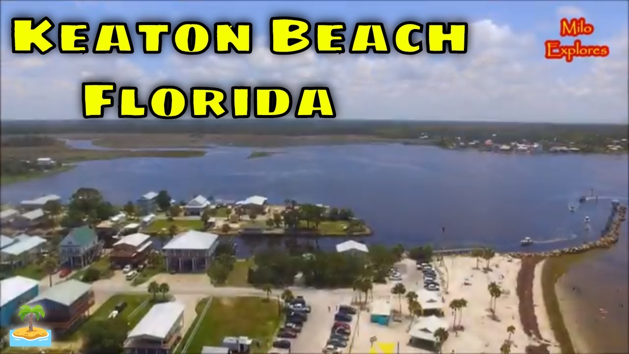 Keaton Beach Florida July 2 2017