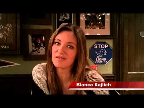 Bianca Kajlich Talks UNDATEABLE