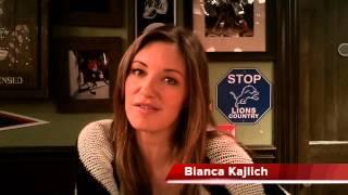 Bianca Kajlich Talks UNDATEABLE