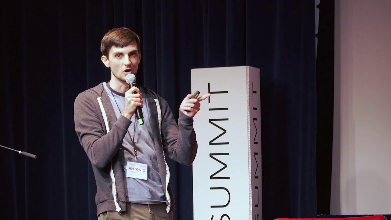 Token Summit II - Show and Tell - dYdX with Antonio Juliano - YouTube