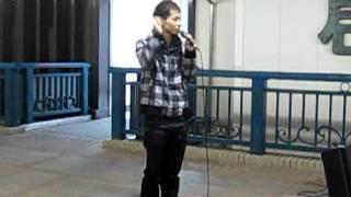 2011年11月9日 倉敷駅Street Live.