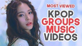 «TOP 50» MOST VIEWED KPOP GROUPS MUSIC VIDEOS OF 2019 (June, Week 1)