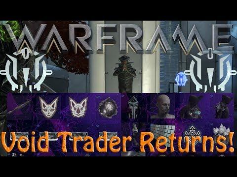 Warframe - Void Traders Returned! 104th Rotation thumbnail