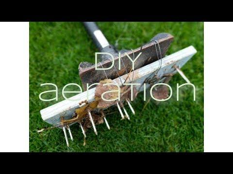 DIY aeration