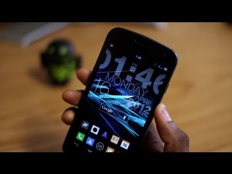 Samsung Galaxy Nexus Review!