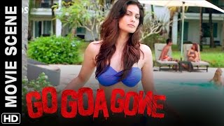 Mujhe Jo Dekhna Tha Woh Dekh Liya | Go Goa Gone | Movie Scene