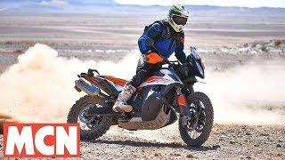 KTM 790 Adventure & Adventure R ridden | MCN | Motorcyclenews.com