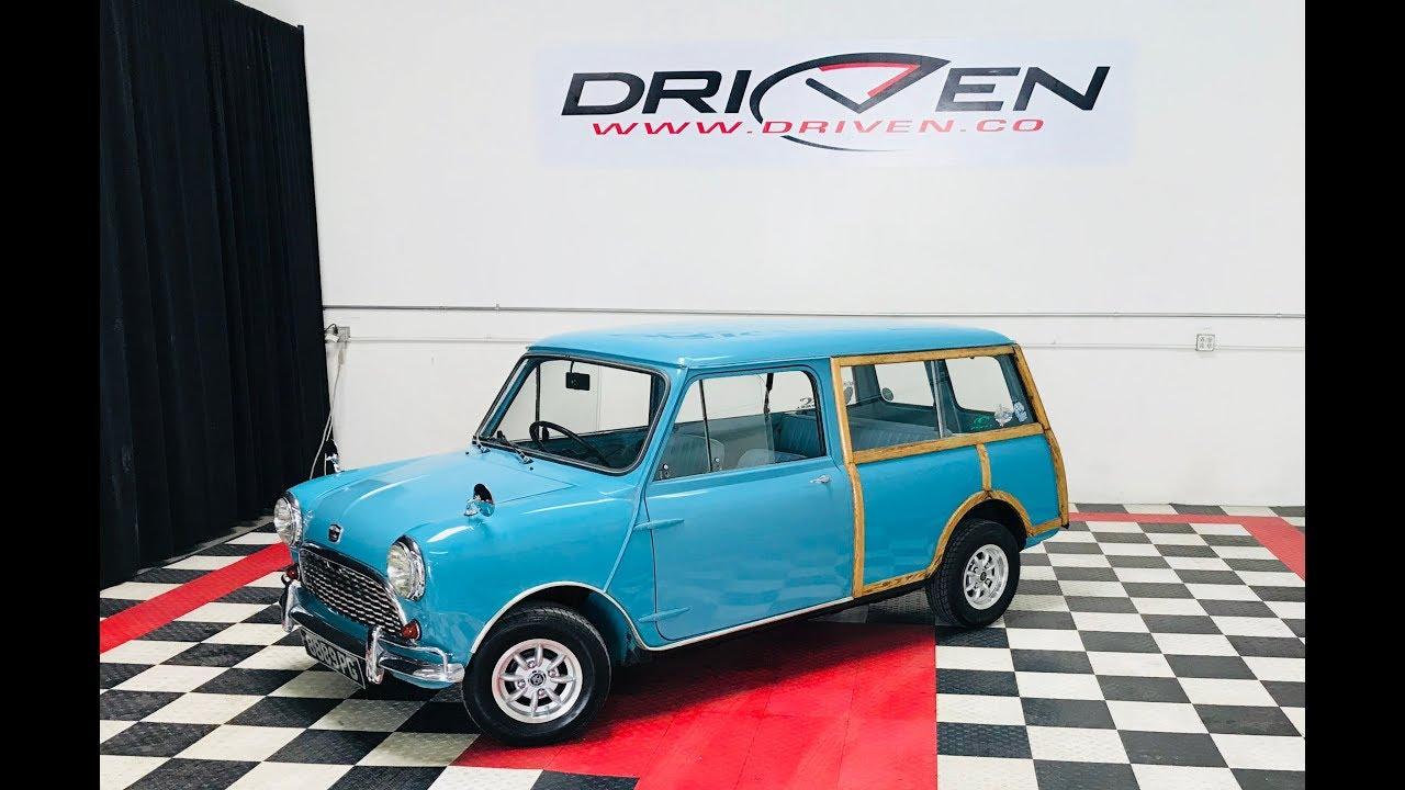1964 Austin Mini Countryman By Drivenco Youtube