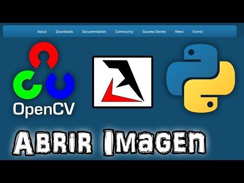 Leer y Mostrar Imagen con OpenCV y Python [TUTORIAL] thumbnail