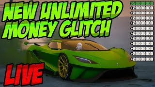 "GTA 5 Money Glitch 1.43 ""GTA 5 Online Money Glitch"" Solo Unlimited 1.43 Glitch"