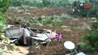 Landslide in Sri Lanka:  More than 100 People Missing