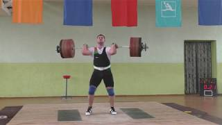 Эдуард Зезюлин (BLR) - Мужчины, +109 кг, Кубок Республики Беларусь - 2019