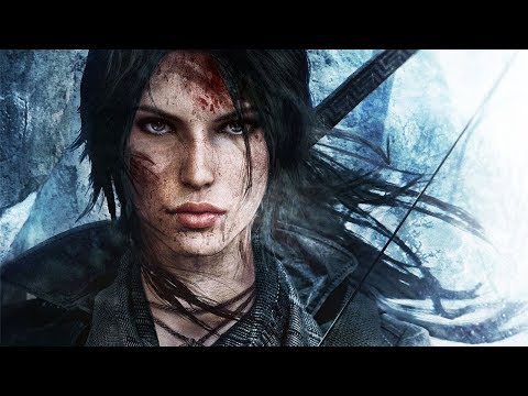 Dying Laughing (Tomb Raider Live Stream)