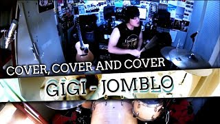 Bounty Ramdhan - Gigi - Jomblo  Live Version  Drum Cover