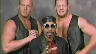 The Skyscrapers & Teddy Long Promo [1990-02-10]
