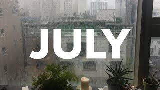 JULY / ONE SEC EVERYDAY