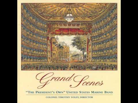 "MASSENET Ballet Music from Le Cid: Madrilene - ""The President's Own"" U.S. Marine Band"