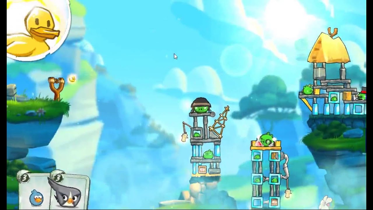 Angry Birds 2 Level 338 Angry Birds 2 Walkthrough Full Hd