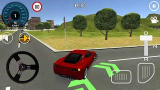 Car Driving School Simulator 3D #8 City Ride Android Gameplay