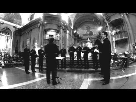 O MAGNUM MYSTERIUM by Morten Lauridsen - ModusNovi Ensemble - dir. Gian Franco Freguglia