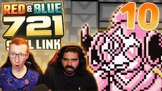 HOOPA JOINS THE FIGHT | Pokémon Red 721 Randomizer Soul Link w/ TheHeatedMo & Patterrz - 10