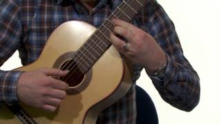 Ultimate Tremolo - Barrios. Classical Guitar Lessons available in Belfast with teacher Brian Keenan.