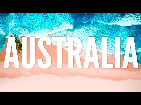 I Bought A New 4k Drone! | Australia Day 3