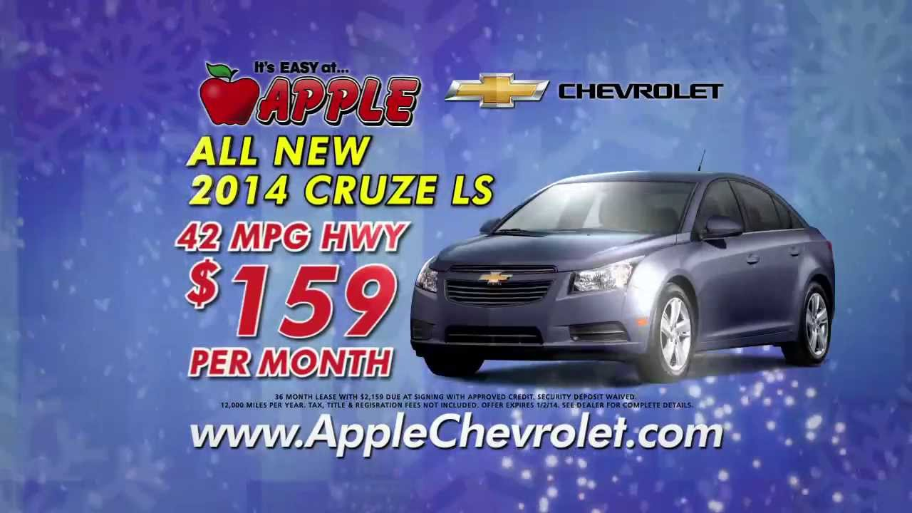 Apple Chevrolet York Pa Chevy Deals Youtube