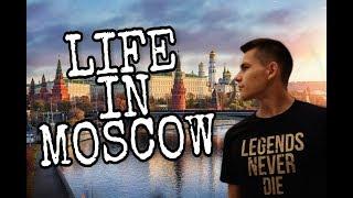 Смотреть видео ЖИЗНЬ В МОСКВЕ (Vano Way в Москве) онлайн