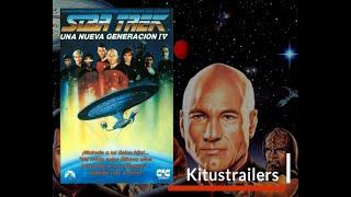 Star Trek - La Nueva Generacion IV Trailer