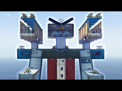 transformers robotlari gta 5 komik anlar 52