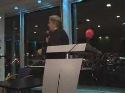 Gulen Conference Rotterdam: Anton Wessels
