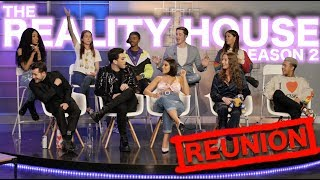 EP: 11 THE REALITY HOUSE SEASON 2 REUNION!!! (+ SEASON 3 SPECIAL GUEST)