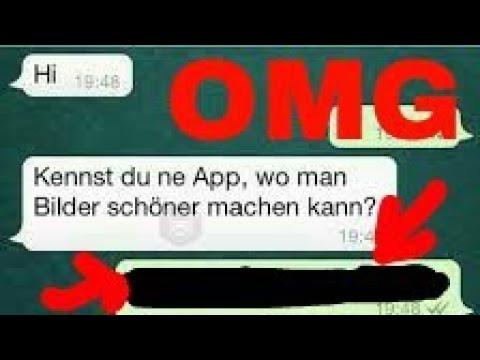Berühmt Lustige WhatsApp Nachrichten - Die dich garantiert zum Lachen #ZE_62