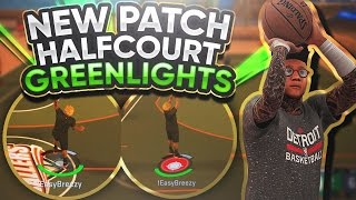 SHARPSHOOTERS ARE NOW UNSTOPPABLE • HALF COURT GREEN LIGHTS w/ NEW PATCH!! OMG • SCORED 21 ALL 3s