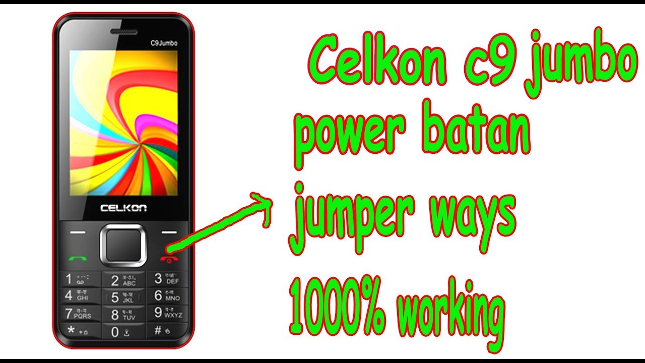Celkon C9 Jumbo Music Videos - Waoweo