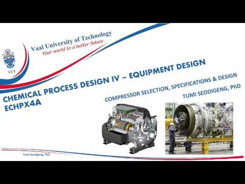 Selection and Sizing Compressors