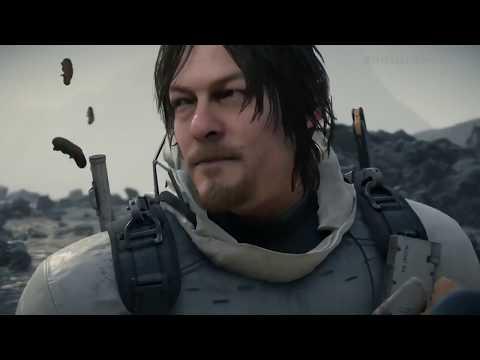Death Stranding Game Awards 2017 new Trailer |