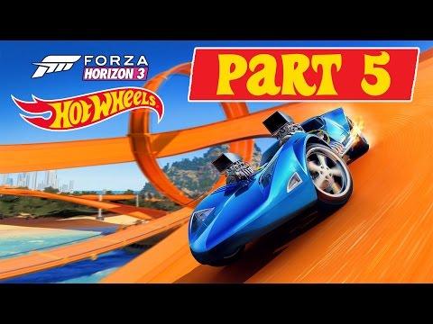 "Forza Horizon 3 - Hot Wheels DLC - Let's Play - Part 5 - ""Bucket List #5, Bucket List #3"" | DanQ8000 thumbnail"