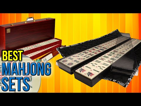 7 Best Mahjong Sets 2017