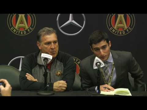 CHI vs ATL | Post-Match Press Confrence