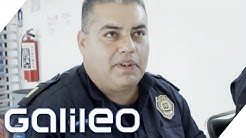 Zu dicke Polizisten! So funktioniert das Abspeckprogramm in Mexiko | Galileo | ProSieben