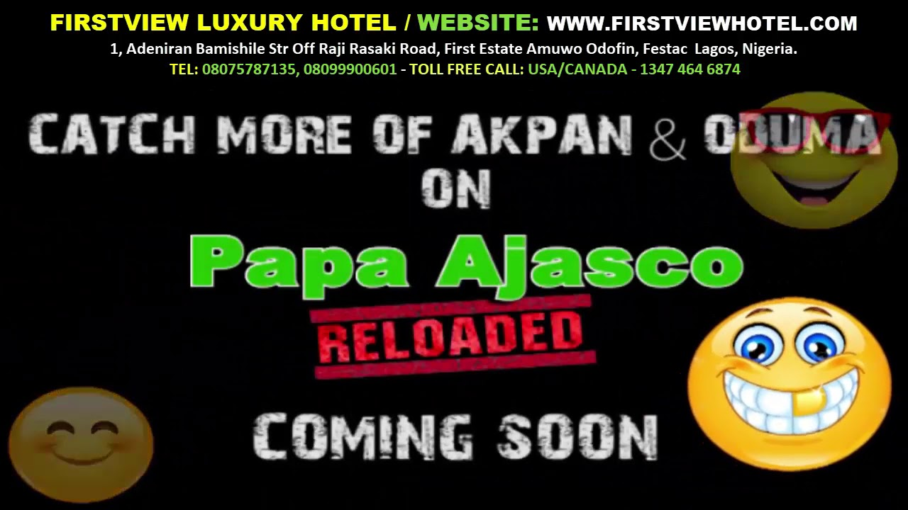 Download AKPAN AND ODUMA  What can be worse