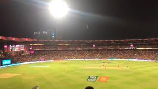 upendra mastu mastu hudugi song play in chinnaswamy stadium