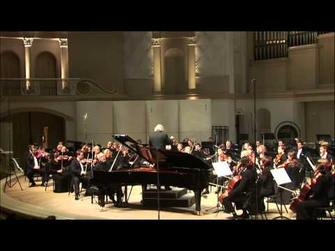 Tchaikovsky Piano Concerto No. 1, Vladimir Feltsman with the Moscow Philharmonic Orchestra