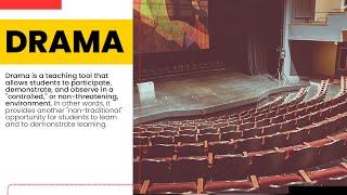 Drama and Performing Arts