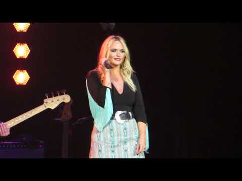 "Miranda Lambert ""Over You"" Live @ BB&T Pavilio"