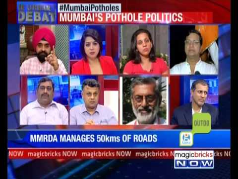 Pothole politics: Who is responsible for maximum mess in Mumbai? – The Urban Debate