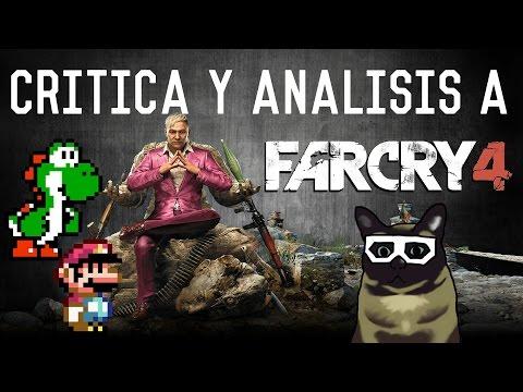 "Loquendo-""Critica y Analisis a Far cry 4"""